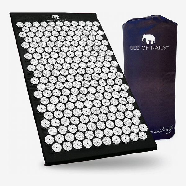 The Original Bed of Nails, Acupressure Mat for Back/Body Pain Treatment
