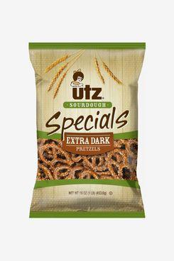 Utz Sourdough Specials Extra Dark Pretzels