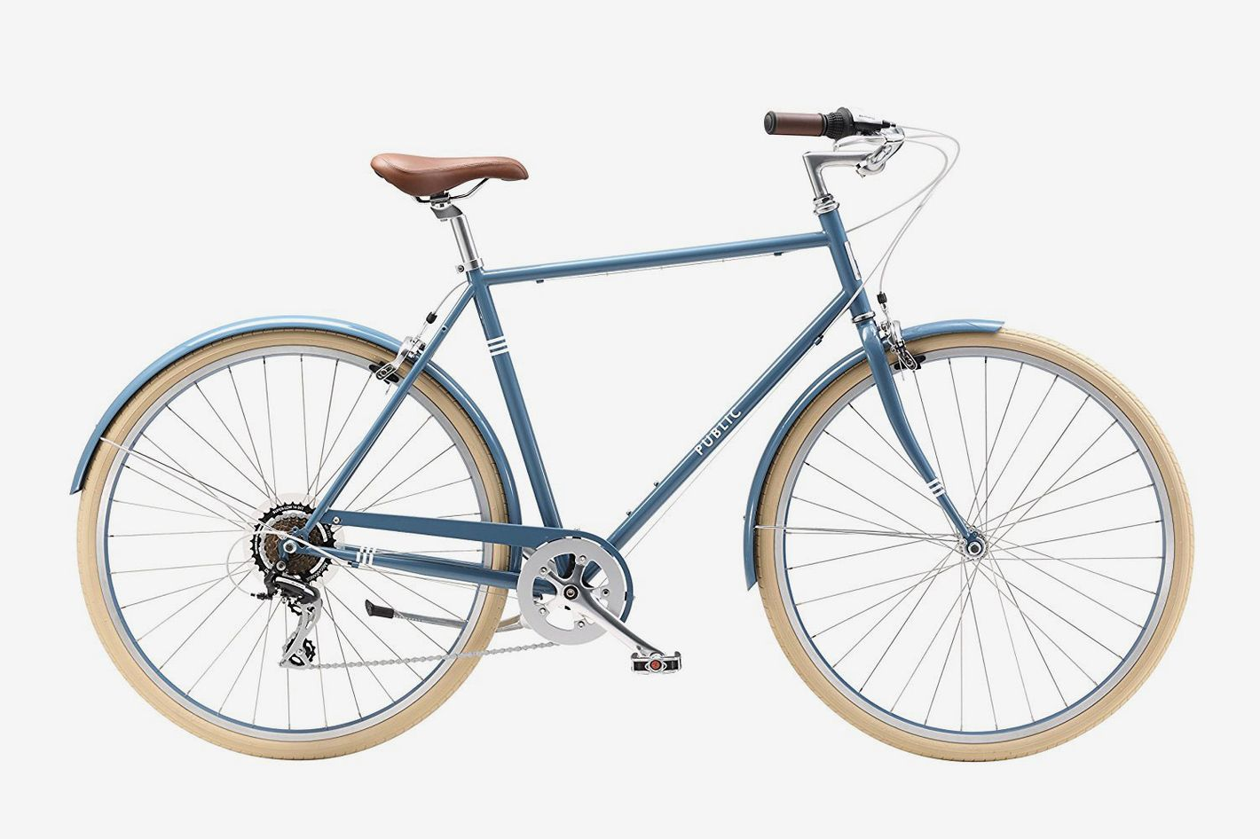 Public Bikes V7 Comfort 7-Speed City Bike