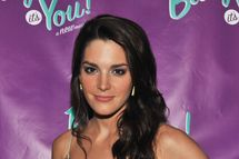 "Actress Kelli Barrett attends the after party for the Broadway opening night of ""Baby It's You"" at Bowlmor Times Square on April 27, 2011 in New York City."