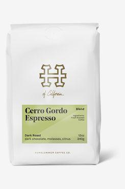 Humblemaker Coffee Co. Cerro Gordo