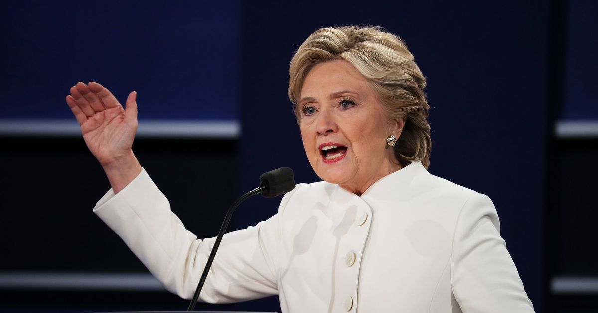 Trump and Hillary Show Totally Opposite Success Mind-sets