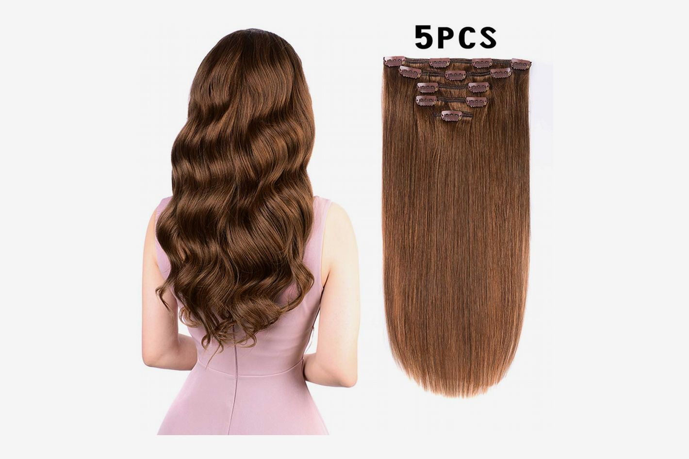 Best hair extensions for thick short