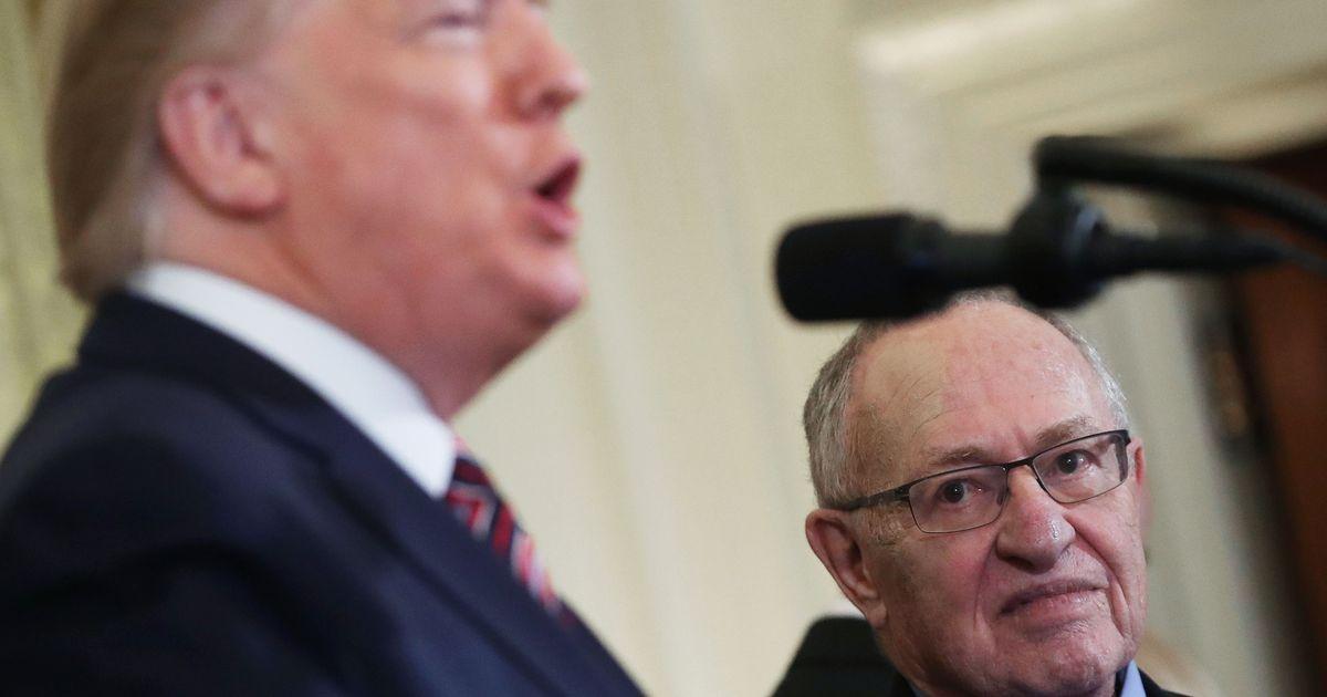 Trump's Weak 'No Crimes!' Defense Against Impeachment