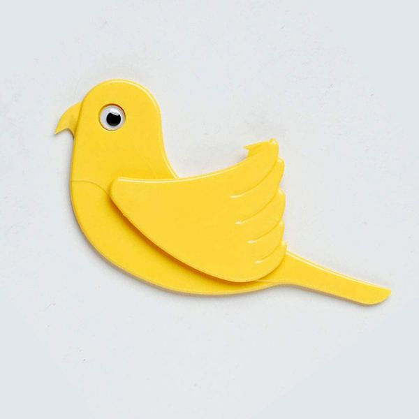 UPKOCH Bird Shape Orange Peeler