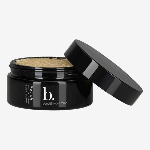 Beneath Your Mask Polish Detoxifying Body Scrub