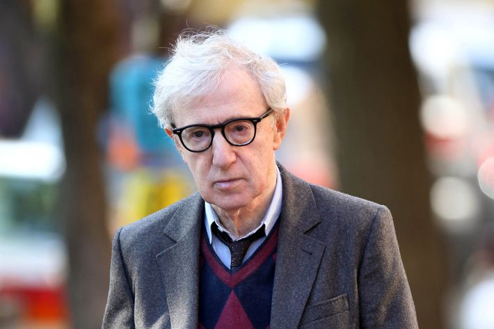 "Woody Allen Films ""Fading Gigolo"" Written & Directed by John Turturro on the Streets of Brooklyn on November 12, 2012 in New York City."
