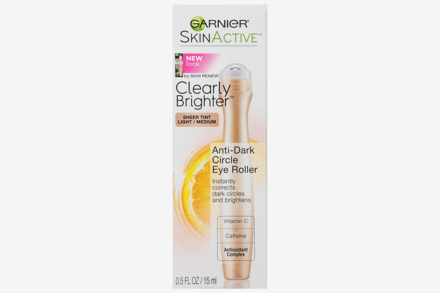 Garnier SkinActive Clearly Brighter Sheer Tinted Roller
