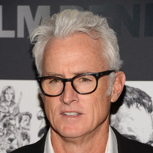 NEW YORK, NY - DECEMBER 03:  Actor John Slattery attends The Museum of Modern Art Film Benefit Honoring Quentin Tarantino at MOMA on December 3, 2012 in New York City.  (Photo by Andrew H. Walker/Getty Images)