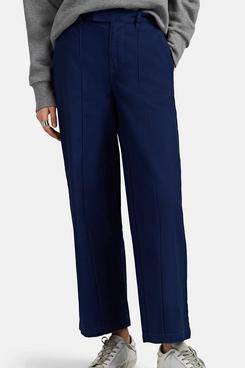 Alex Mill Cotton Wide-Leg Trousers