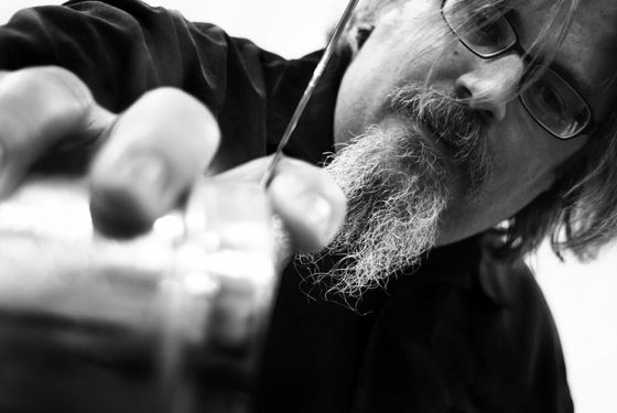 """""""Bitters are the vodka of the craft cocktail world. Anyone can make it."""""""