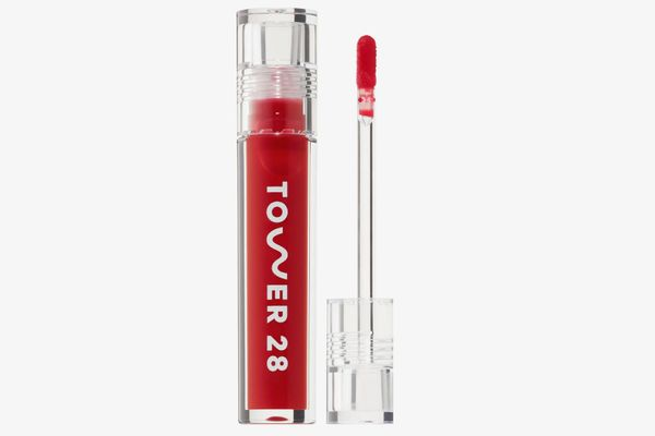 TOWER 28 BEAUTY ShineOn Jelly Lip Gloss in Spicy