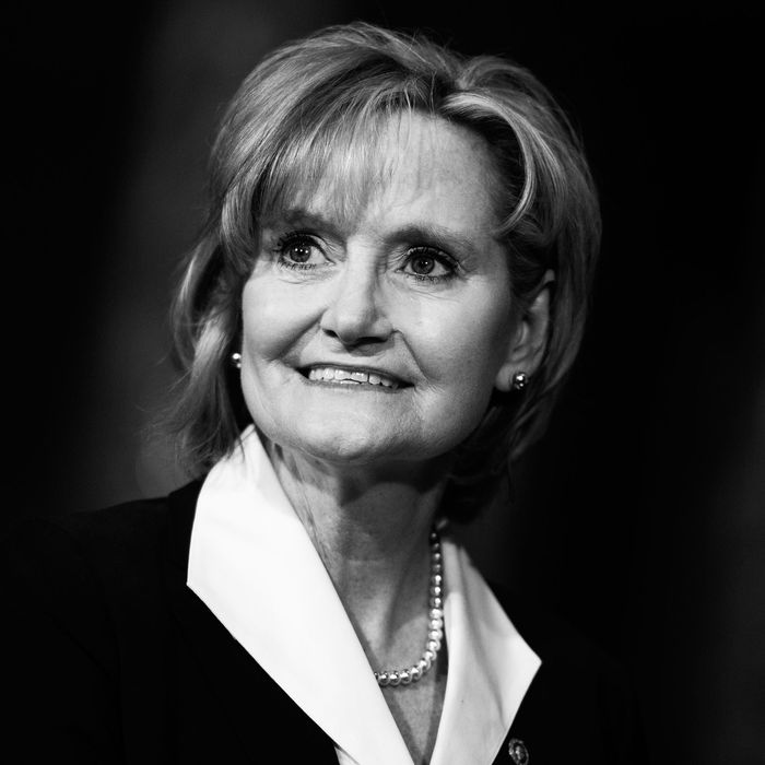 Mississippi senator Cindy Hyde-Smith.