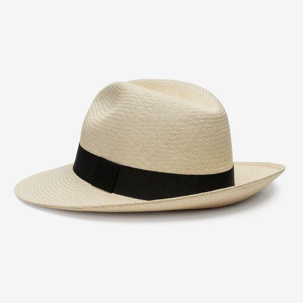 QisuBeautiful Genuine Panama Hat