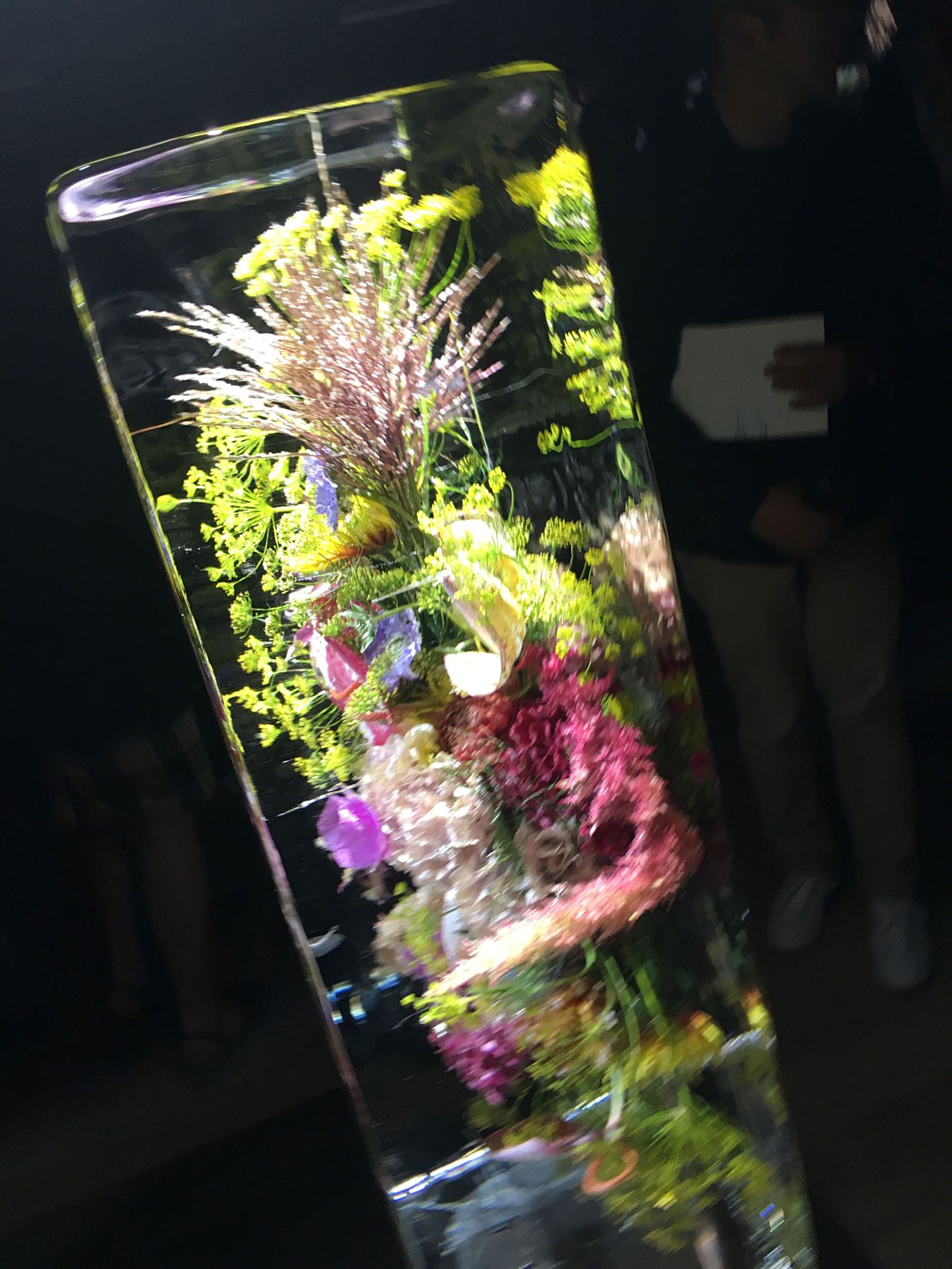 Flowers at Dries Van Noten Are Your New Wedding Inspiration