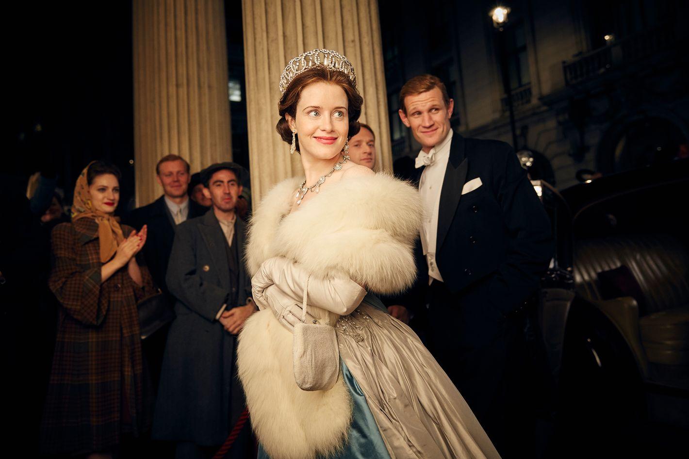 The Crown Recap Coronation Day