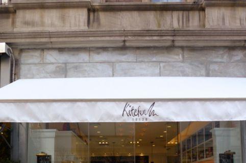 Outside Kitchen M.