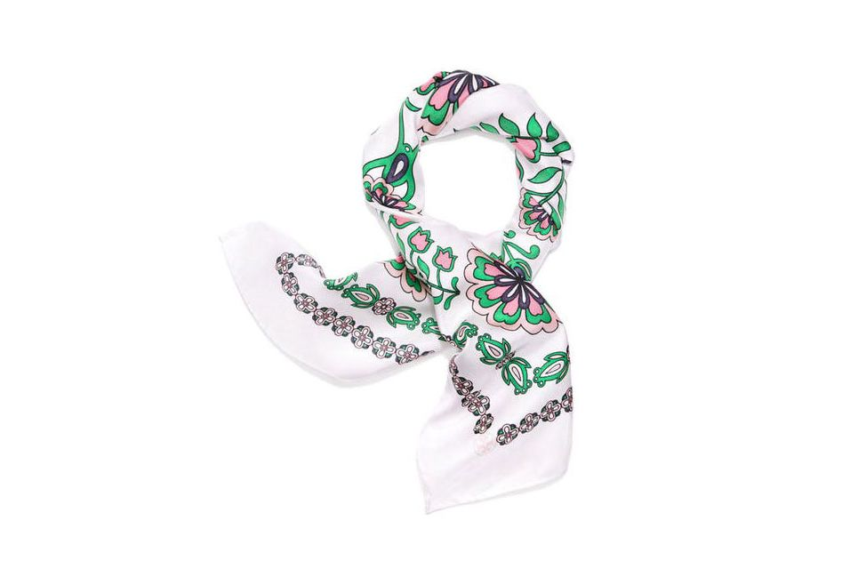 Tory Burch Garden Party Neckerchief