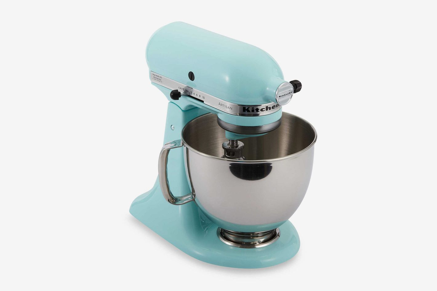 KitchenAid Artisan 5 qt. Stand Mixer in Ice