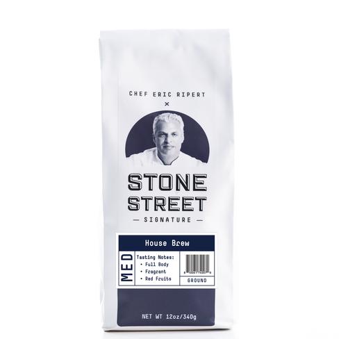 Chef Eric Ripert x Stone Street Signature House Brew