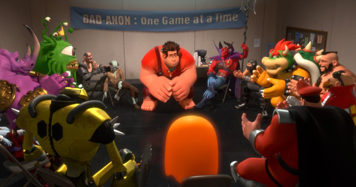 Movie Review: Watching Wreck-It Ralph Is Like Watching Someone Else Play a  Cool Video Game