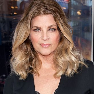 Kirstie Alley big brother