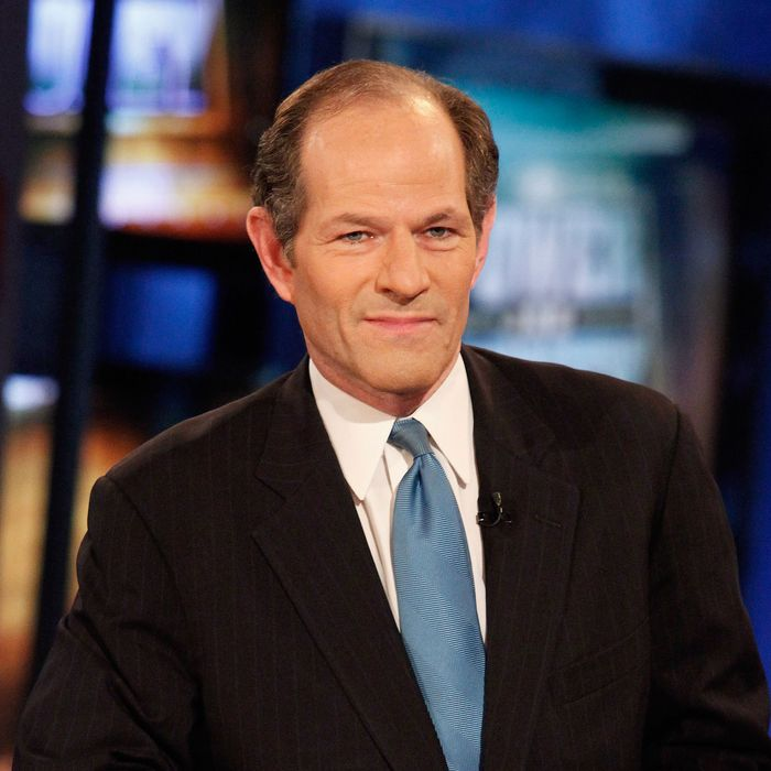 Former New York Governor Eliot Spitzer visits FOX Business'