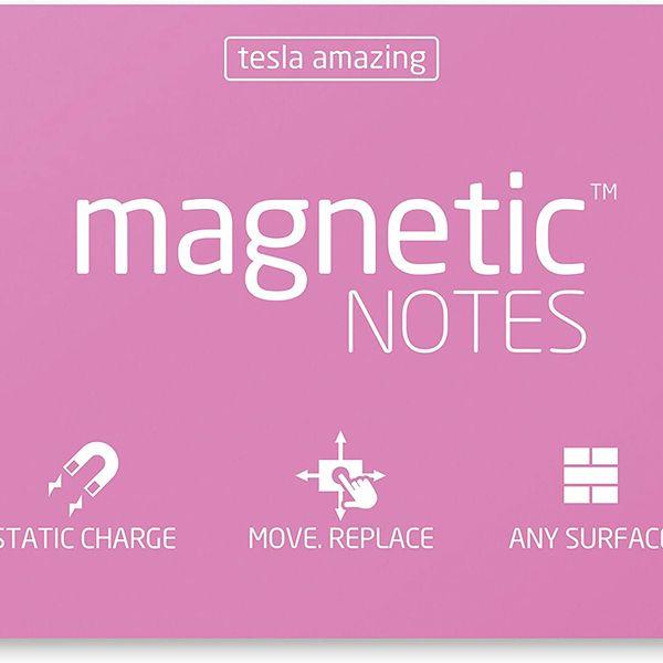 Tesla Amazing Magnetic Notes