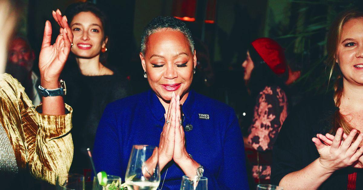 The Glenlivet hosts Conversations for Change Dinner Honoring Lisa Borders, New York, USA - 13 Nov 2018