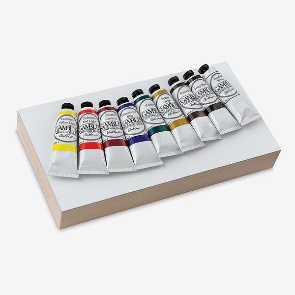 Gamblin Artists' Oil Color Introductory Set