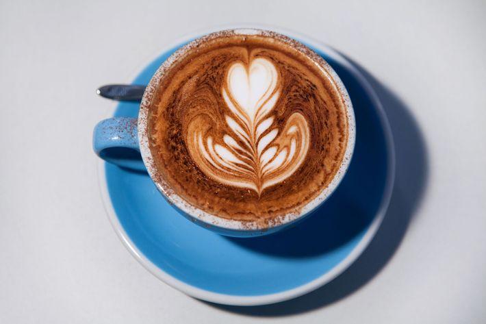 Instagram-friendly coffee.