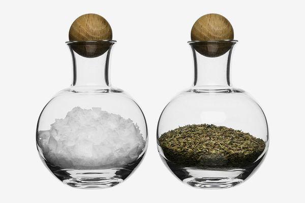 Sagaform Spice and Herb Storage Bottles