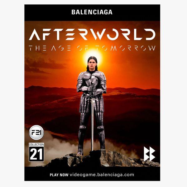 Balenciaga 'Afterworld: The Age of Tomorrow'
