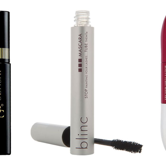 87cf47391e3 If you live in a humid climate, plan on vacationing in the tropics, or your  name is Carrie Mathison, then the tube-forming mascaras shown above are the  only ...