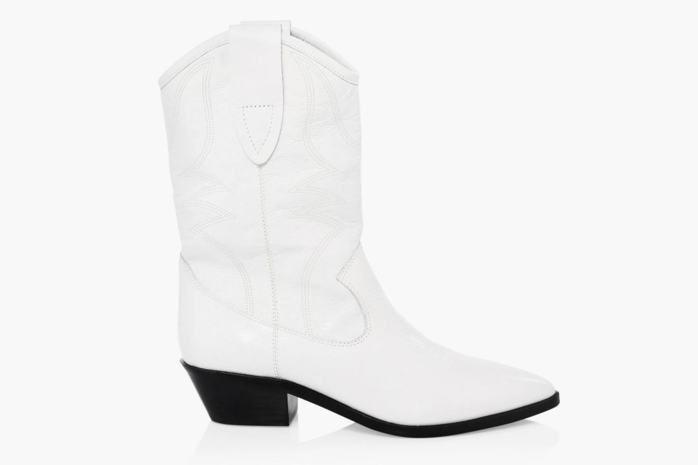 Rebecca Minkoff Kaiegan Leather Cowboy Boots