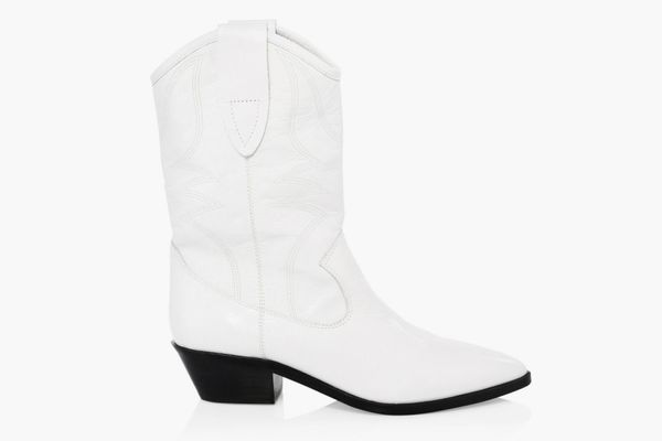 Rebecca Minkoff Kaiegan Leather Cowboy Boots