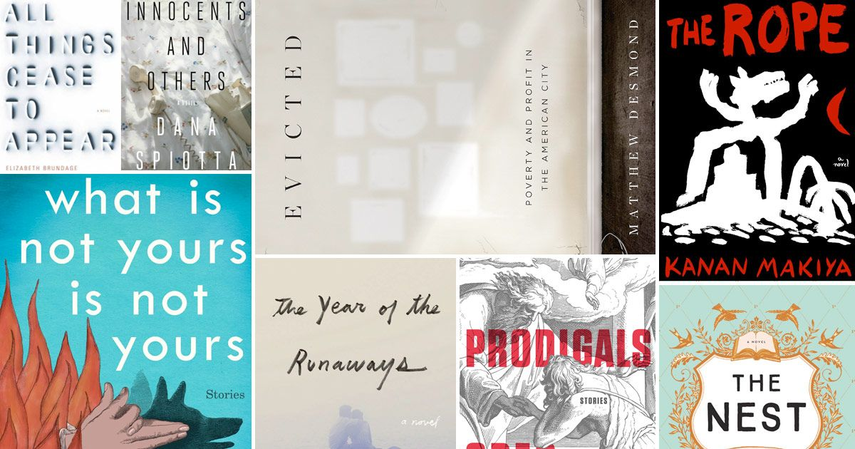 8 Books You Need to Read This March