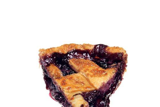 Can anything top blackberry pie this time of year? (Besides ice cream.)