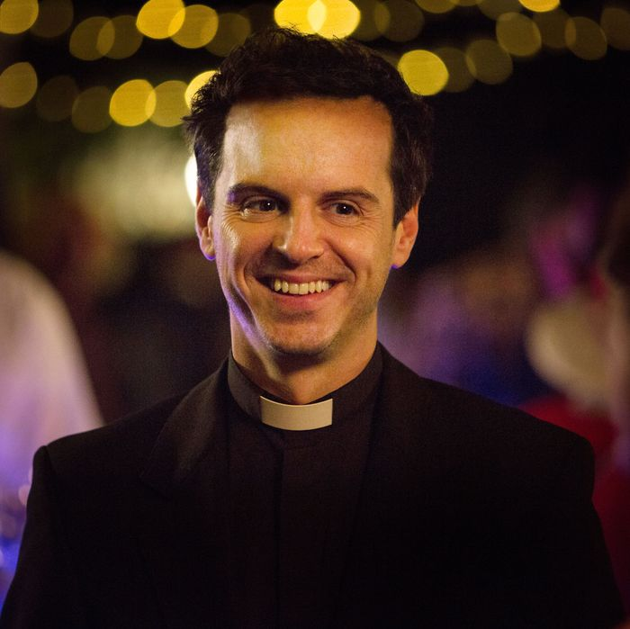 Andrew Scott as The Priest.