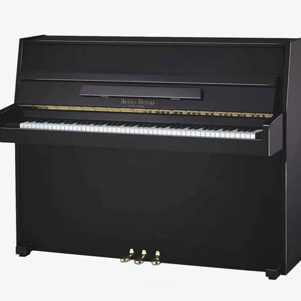 Avery Bond 43-Inch Silent Continental Deluxe Piano