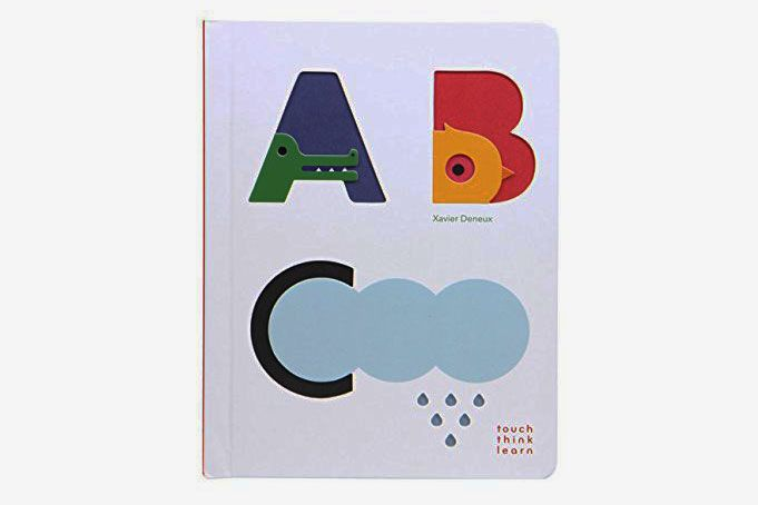 """TouchThinkLearn: ABC"" by Xavier Deneux"