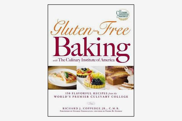 'Gluten-Free Baking With the Culinary Institute of America: 150 Flavorful Recipes From the World's Premier Culinary College'