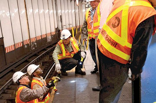 How A Mechanical Failure Sparked 625 Mta Delays Nymag