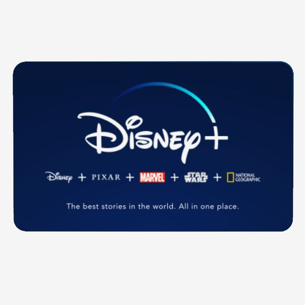 Disney+ Yearly Subscription