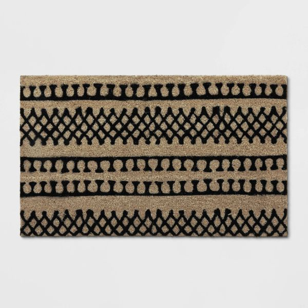 Target Project 62 Stripe Tufted Doormat