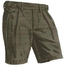 The J. Peterman Company Gurkha Shorts