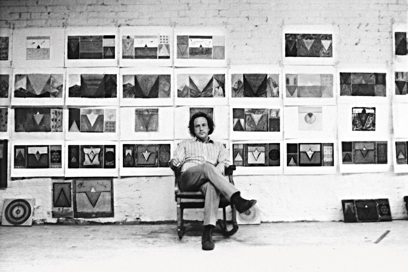 jerry saltz: my life as a failed artist