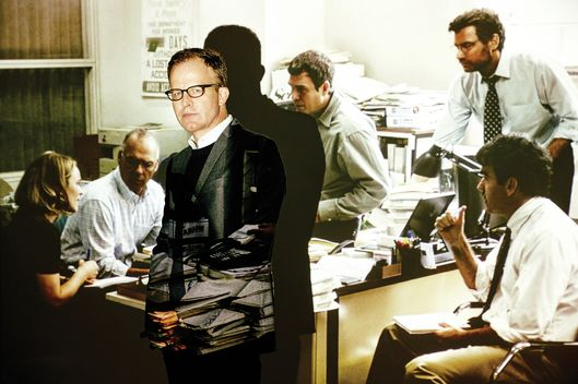 "DP/30 Interview With Tom McCarthy (On His Career and Oscar Nominated ""Spotlight"")"