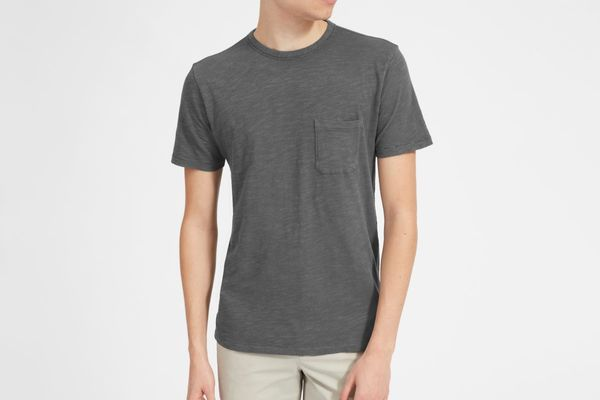 Everlane Sun-Faded Slub Crew