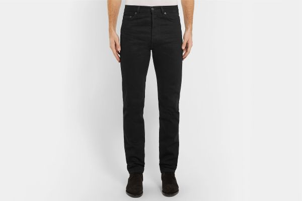 The Row Bryan Selvedge Denim Jeans